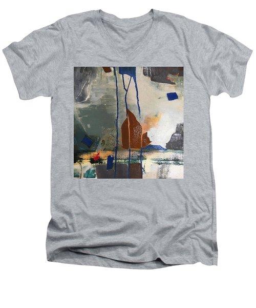 Break Of Day Men's V-Neck T-Shirt