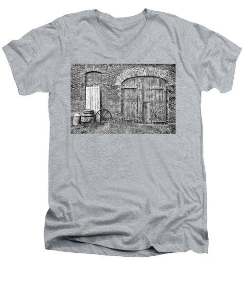 Brewhouse Door Men's V-Neck T-Shirt