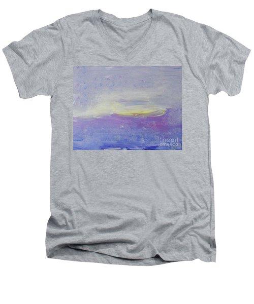 Brightness Men's V-Neck T-Shirt