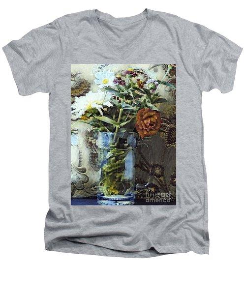 Bringing My Garden Inside Men's V-Neck T-Shirt