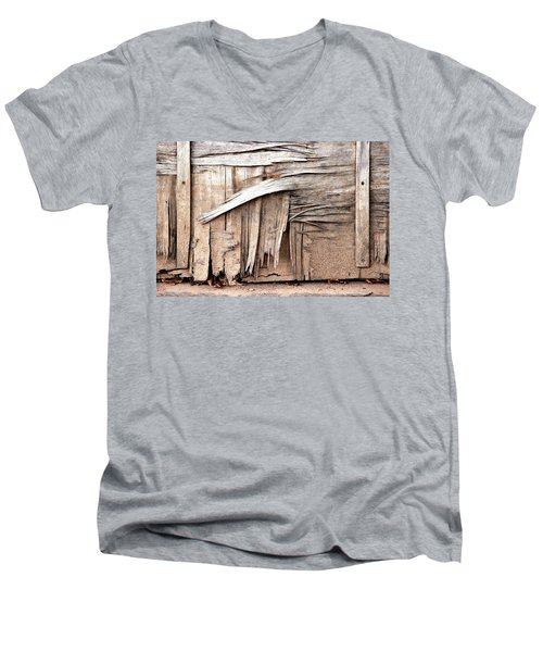 Broken But Beautiful Men's V-Neck T-Shirt