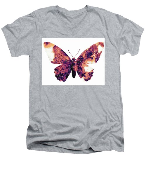 Broken Wings Men's V-Neck T-Shirt