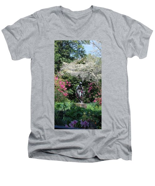 Brookgreen 3 Men's V-Neck T-Shirt