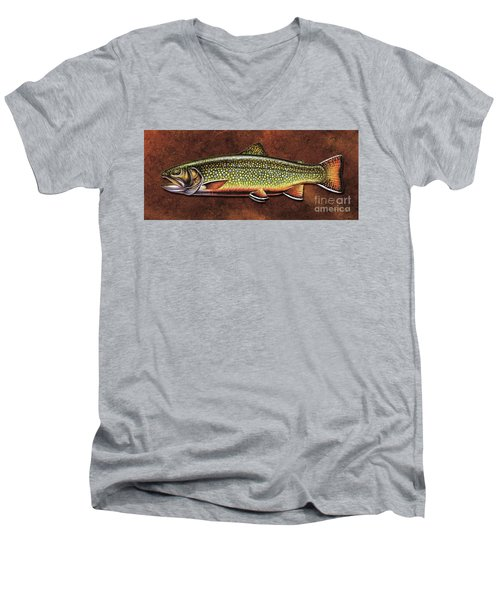 Brookie Dream Men's V-Neck T-Shirt