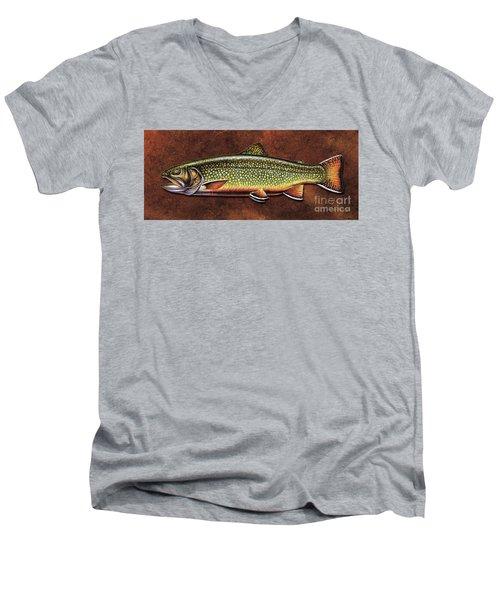 Brookie Dream Men's V-Neck T-Shirt