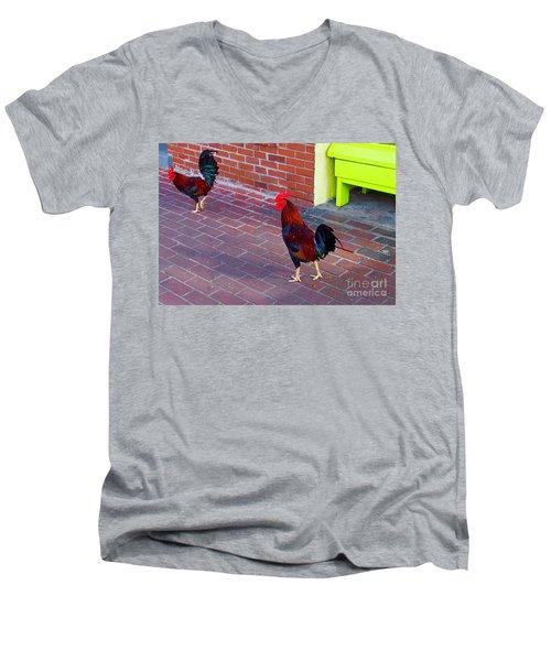 Brother Rosters Men's V-Neck T-Shirt