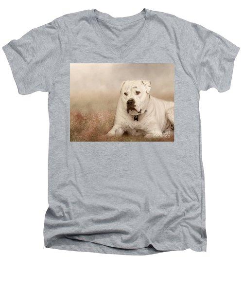 Brutus Dreaming Men's V-Neck T-Shirt