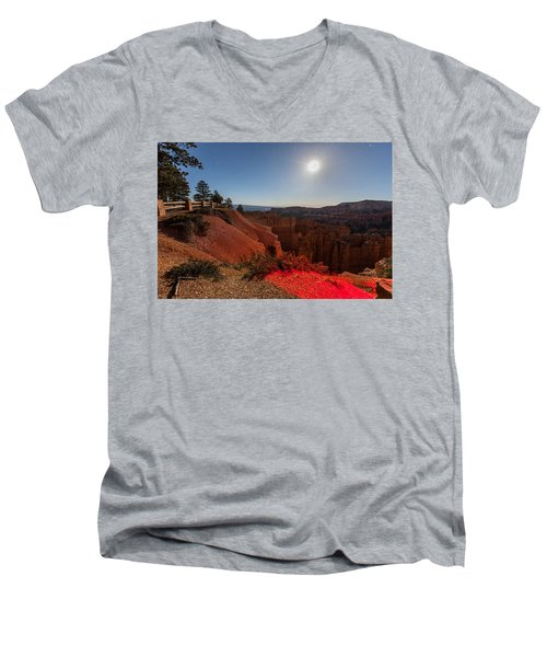 Bryce 4456 Men's V-Neck T-Shirt