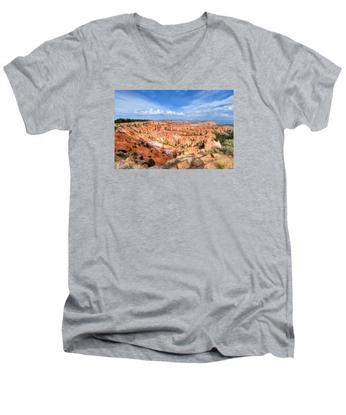 Bryce Canyon - Sunset Point Men's V-Neck T-Shirt