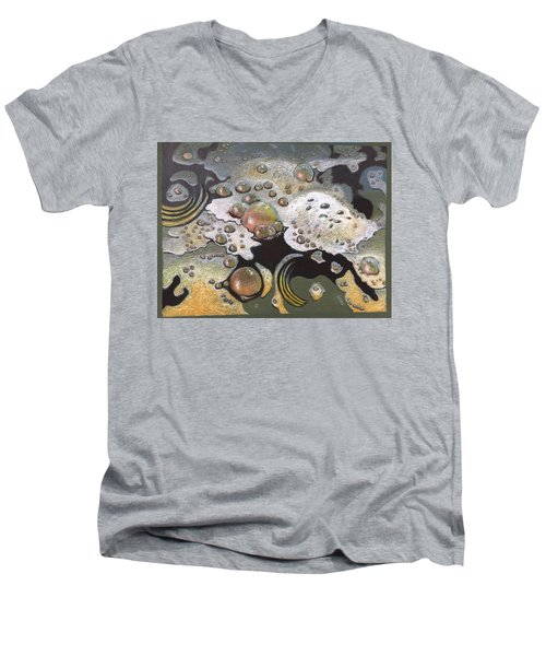 Bubble, Bubble, Toil And Trouble 2 Men's V-Neck T-Shirt