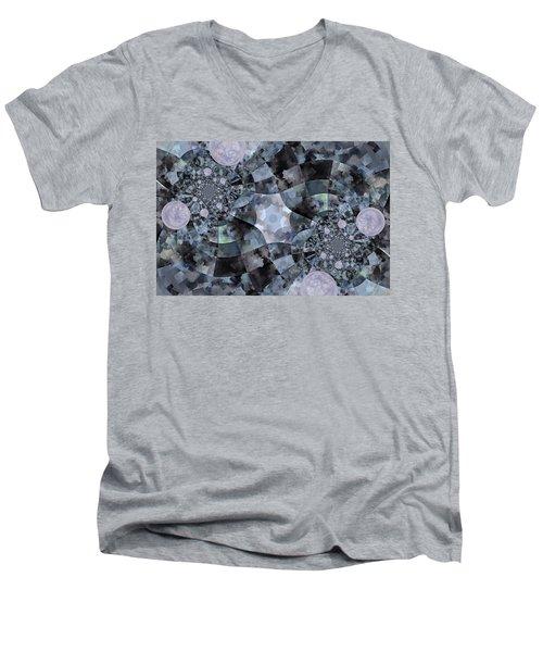 Bubble Road Men's V-Neck T-Shirt