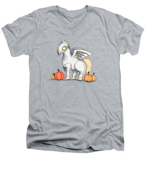Buckbeak Men's V-Neck T-Shirt