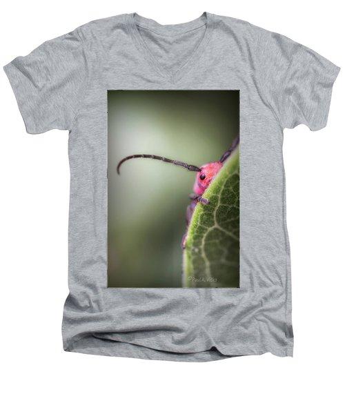 Bug Untitled Men's V-Neck T-Shirt