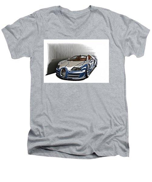 Bugatti V Men's V-Neck T-Shirt