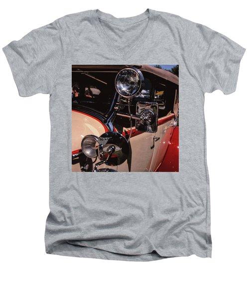 Buick Phaeton Men's V-Neck T-Shirt