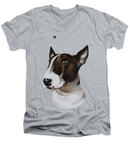Bully And Bee Men's V-Neck T-Shirt