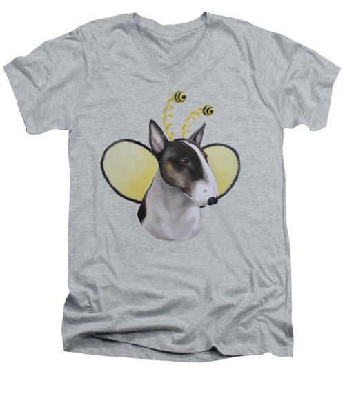 Bully Bee Men's V-Neck T-Shirt