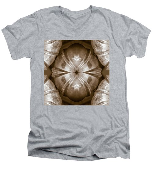 Bundt Pan Design 2 - Men's V-Neck T-Shirt
