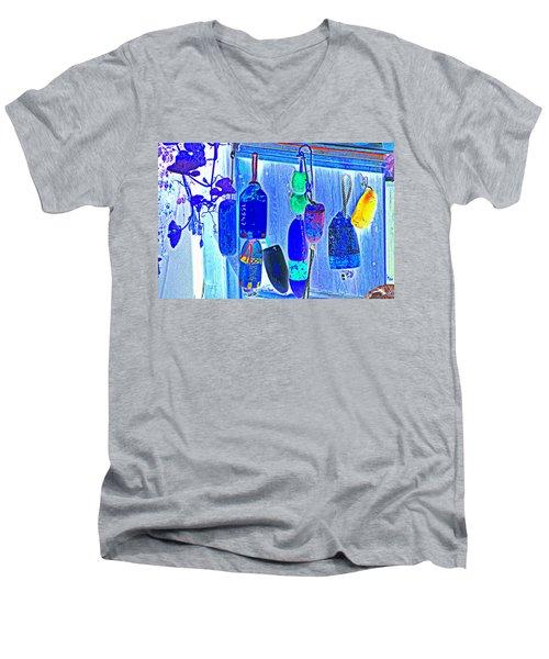 Buoys Men's V-Neck T-Shirt