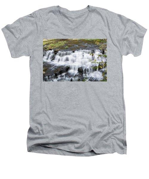 Burgess Falls Middle Men's V-Neck T-Shirt