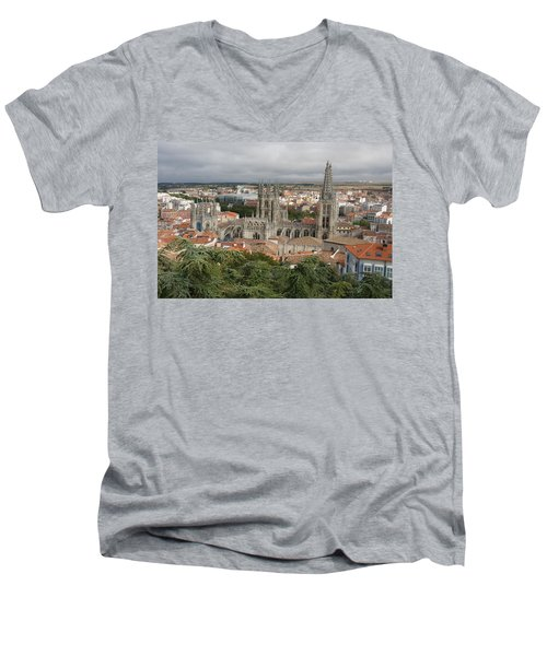 Burgos Men's V-Neck T-Shirt