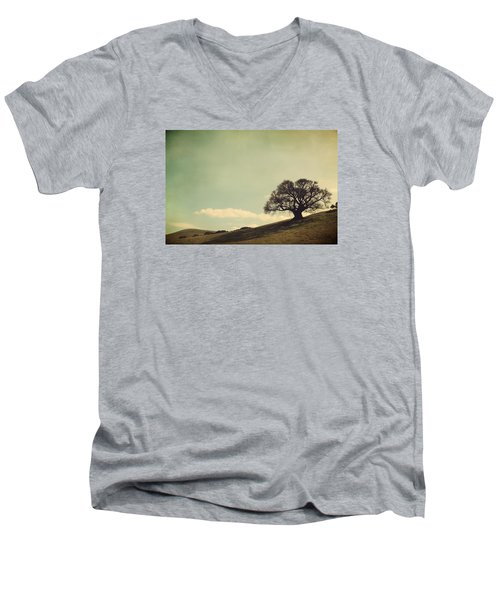 But I Still Need You Men's V-Neck T-Shirt by Laurie Search