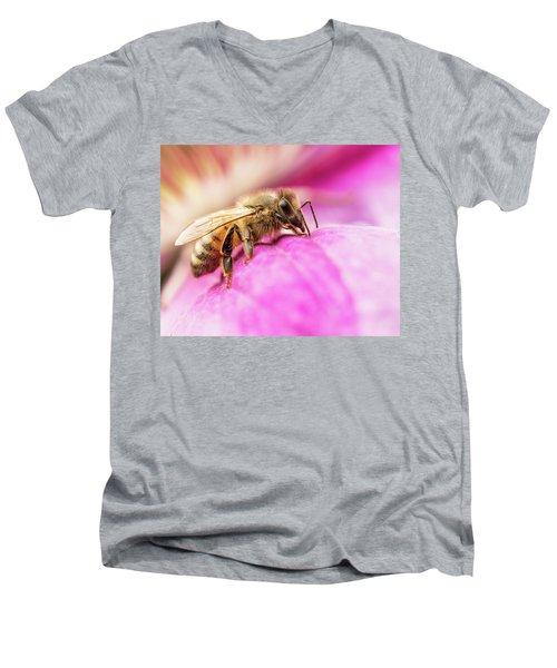 Buzz Men's V-Neck T-Shirt