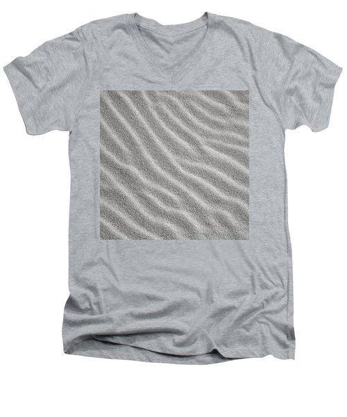 Bw6 Men's V-Neck T-Shirt by Charles Harden