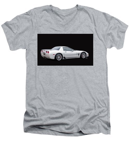 C6 Corvette Men's V-Neck T-Shirt