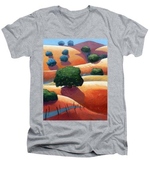 Ca Rollers Trip I Men's V-Neck T-Shirt