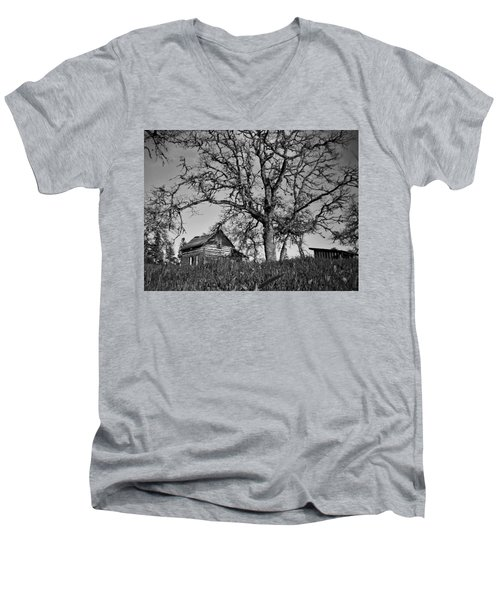 Cabin Men's V-Neck T-Shirt