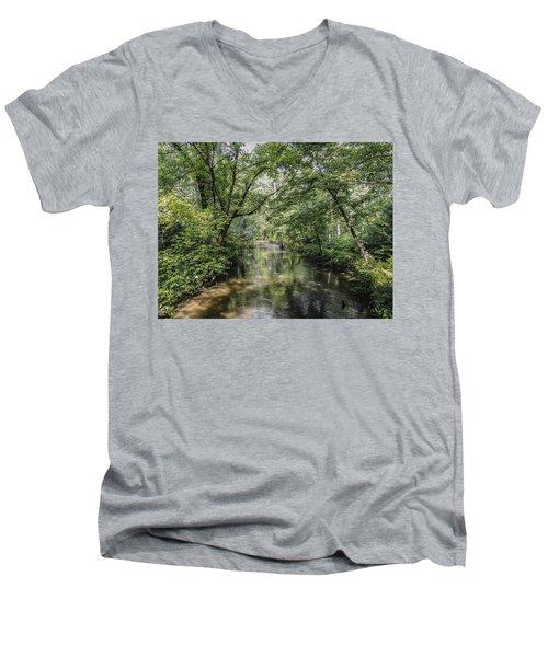 Cades Creek Men's V-Neck T-Shirt