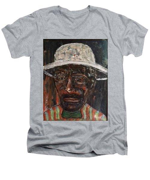 Cajun Men's V-Neck T-Shirt