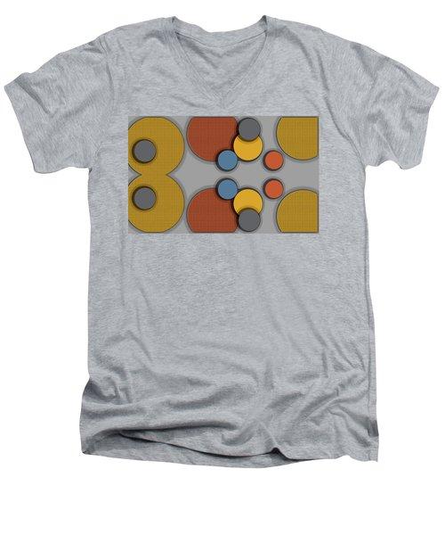 Caldor Men's V-Neck T-Shirt