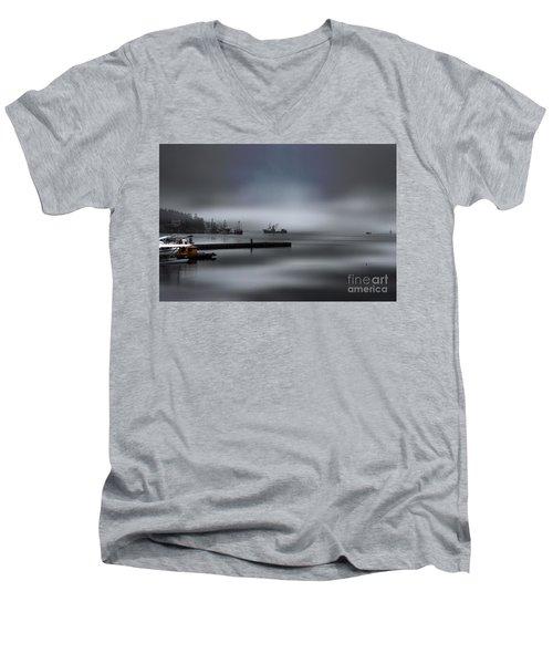 Caledonian Men's V-Neck T-Shirt