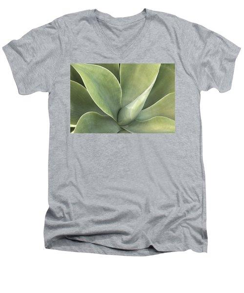 Cali Agave Men's V-Neck T-Shirt