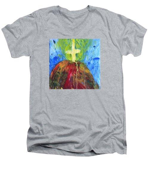 Calvary Men's V-Neck T-Shirt