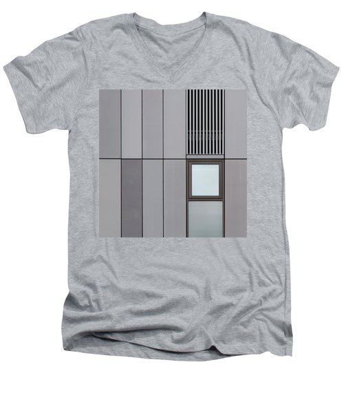Cambridge Window Men's V-Neck T-Shirt