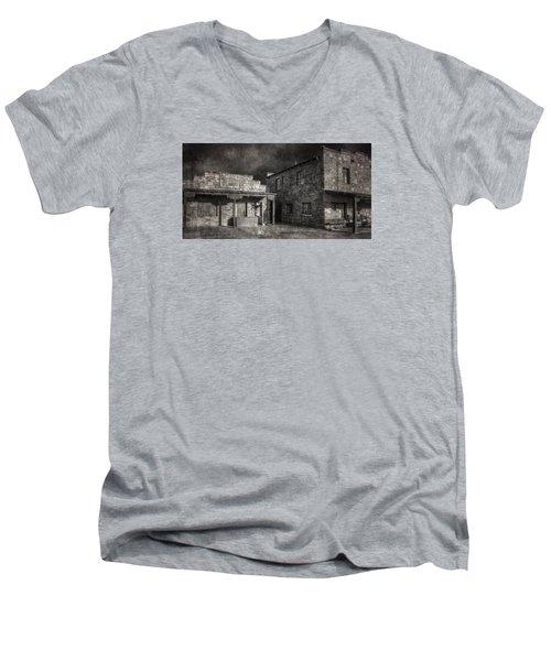 Cameron Trading Post Men's V-Neck T-Shirt