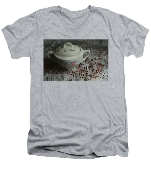 Camilla's Sugar Bowl Men's V-Neck T-Shirt