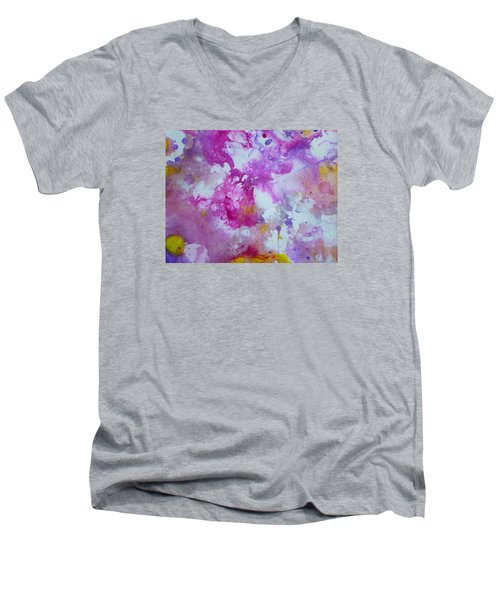 Candy Clouds Men's V-Neck T-Shirt