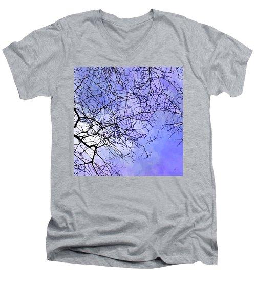 Canopy Men's V-Neck T-Shirt
