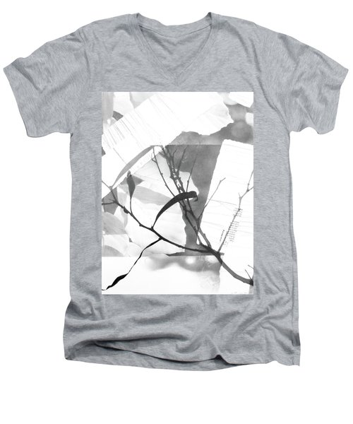 Canopy No. 2 Men's V-Neck T-Shirt