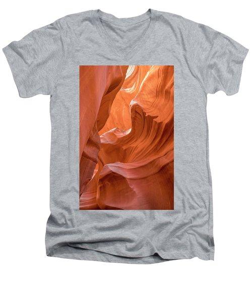 Canyon Beauty  Men's V-Neck T-Shirt