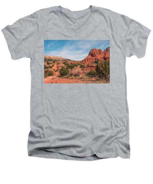 Canyon Hike Men's V-Neck T-Shirt
