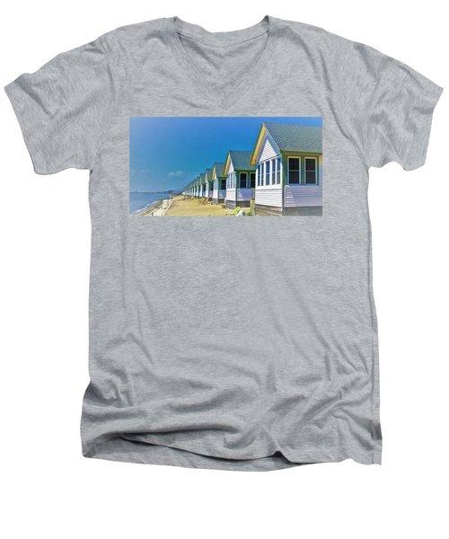 Cape Cod Men's V-Neck T-Shirt