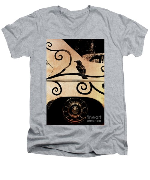 Car Art Men's V-Neck T-Shirt