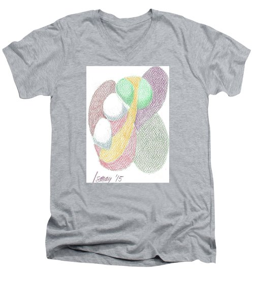Card 6 Men's V-Neck T-Shirt