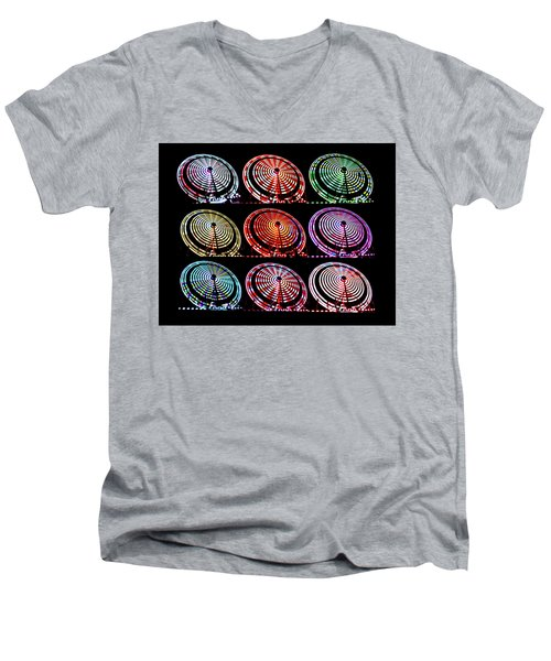 Carnival Men's V-Neck T-Shirt