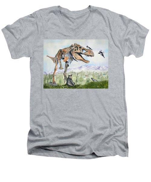Carnivore Club Men's V-Neck T-Shirt
